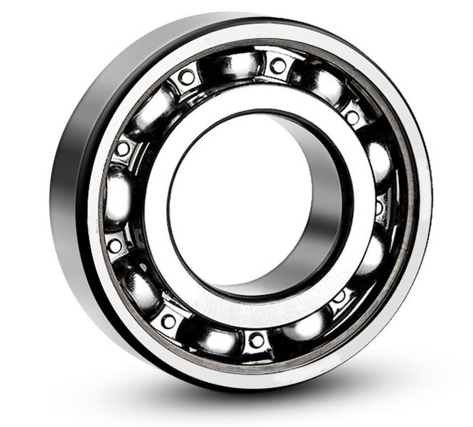 11,1125 mm x 28,575 mm x 9,525 mm  FBJ 1615 Ball bearing