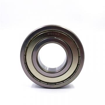 45 mm x 85 mm x 23 mm  ISO 2209K-2RS self-aligning ball bearings
