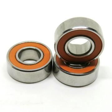 43 mm x 85 mm x 37 mm  Fersa F16118 Angular contact ball bearing
