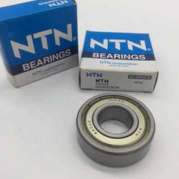 5 mm x 11 mm x 3 mm  ISB F685ZZ Ball bearing